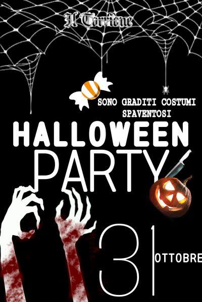 halloween party torrione